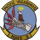 USMC MASS-2 Marine Air Support Squadron Patc