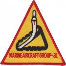 USMC MAG 31 Marine Aircraft Group Patch