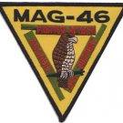 USMC MAG 46 Marine Aircraft Group Patch