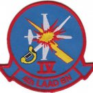 USMC 4th LAAD Low Altitude Air Defense Battalion Patch