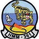USMC HMM-361 Marine Medium Helicopter Squadron Patch