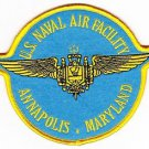 US Navy Naval Air Facility Annapolis, Maryland Patch