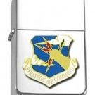 Polished Chrome Strategic Air Command (SAC) Star Lighter