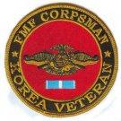 USMC FMF Corpsman Korea Veteran Patch