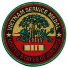 Vietnam Service Medal United States Of America Patch