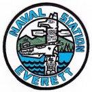 US Navy Naval Station Everett, Washington State Patch