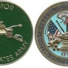 US Army Armor Challenge Coin