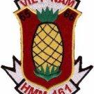 USMC HMM-161 Marine Medium Helicopter Squadron Pineapple Patch