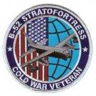 USAF B-52 Cold War Veteran Patch