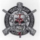 US ARMED FORCES Taliban Hunting Club Military Patch Operation Iraqi Freedom