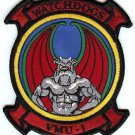 USMC VMU-1 Marine Unmanned Aerial Vehicle Squadron Watchdogs Patch