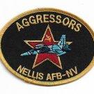 AUSAF Aggressors Squadron Nellis AFB-NV Patch