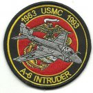USMC A-6 Intruder 1963-1993 Patch