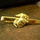 USMC Insignia Anchor & Eagal Tie Clip