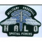 US Army HALO Special Forces Military Freefall Patch