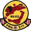 USMC VMA 211 Marine Attack Squadron Patch