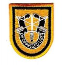 US Army 1st Special Forces Group Flash Patch with Crest SFG