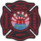 USMC MCAS Iwakuni Marine Corps Air Station ARFF Patch