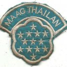 United States Military Assistance Advisory Group (MAAG) Vietnam War Patch