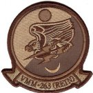 USMC VMM-263Marine Medium Tiltrotor Squadron (REIN) Desert Patch