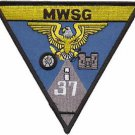 USMC MWSG 37 Marine Wing Support Group Patch