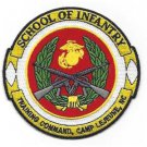 USMC School Of Infantry Training Command Camp Patch