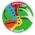 Operation Linebacker North Vietnam Patch Hanoi, Haiphong, Thái Nguyên, Lạng Sơn,