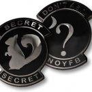 USAF Don't Ask Secret Squirrel Challenge Coin