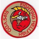 US Army 4th Bn 5th SFG Operational Detachment Alpha ODA-5415 VELCRO Patch