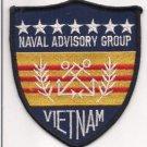 US Navy Naval Advisory Group Vietnam Patch
