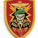 US Army MAC SOG Vietnam Military Pocket Patch