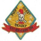 USMC 1st Reconnaissance Battalion Special Operations Vintage Vietnam Patch