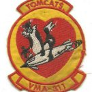 USMC VMA-311 TOMCATS Marine Corps Attack Squadron Vintage Vietnam Patch