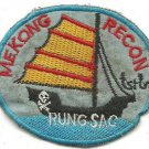 US Army Mekong Recon Rung Sac Rung Sac Military Base Vietnam War Patch