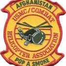 USMC Combat Afghanistan Helicopter Association Pop A Smoke Patch