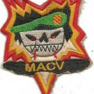 US Army 5th Special Forces Group MACV-SOG MACV Vietnam War Patch