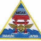 USMC MCAS MCAS Iwakuni Marine Corps Air Station Patch