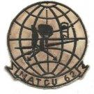 USMC MATCU-62 Marine Air Traffic Control Unit 62 Vintage Vietnam Patch