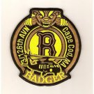 US Army 3rd Squadron 126th Aviation Regiment Patch CAPE COD MA BADGER