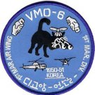 USMC VMO-6 Marine Observation Squadron 1st MAR AIR WING