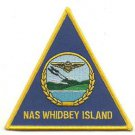 US Navy NAS Whidbey Island Naval Air Station Washington AIircraft Pilot Patch