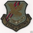 JASDF 2nd TAG 2nd Tactical Airlift Group Iruma Vintage Japan SUBDUED Patch