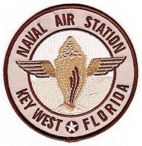 US Navy Naval Air Station Nas Key West Florida Desert Patch