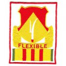 US ARMY 94th Field Artillery Battalion FLEXIBLE VIETNAM COMBAT RIBBON Patch
