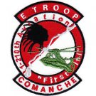 US Army  E Troop 1st Battalion 210th Aviation Attack Helocopter Regiment Patch