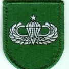 US Army Special Forces Group with Senior Jump Wings Badge Patch