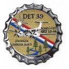 US Army Minnesota Air National Guard 39th Detachment Patch KUWAIT C-12 REC OEF