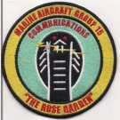 USMC MAG-15 The Rose Garden Vietnam Rare Have never seen this on ebay Patch