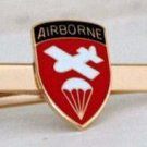 US Army Airborne Command Tie Clip