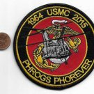 USMC Phrogs Phorever CH-46 Helicopter Patch